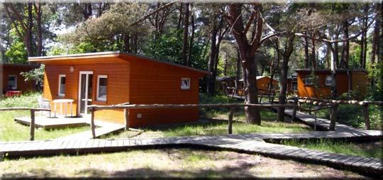 Der Ferienpark Heidehof im hohen Norden Rügens bietet viel Platz und hat immer freie Unterkünfte!